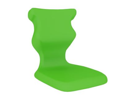 Krzesło szkolne Student PLUS soft nr 6 z pulpitem - Zielony RAL 6018