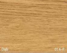 Stolik BANKO 1-osobowy z regulacją pochyłu blatu i wysokości - Dąb 014-P