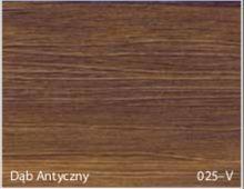 Stolik BANKO 1-osobowy z regulacją pochyłu blatu i wysokości - Dąb antyczny 025-V