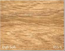 Stolik BANKO 1-osobowy z regulacją pochyłu blatu i wysokości - Dąb soft 035-L