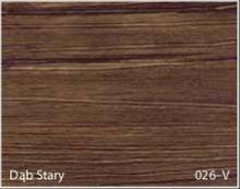 Stolik BANKO 1-osobowy z regulacją pochyłu blatu i wysokości - Dąb stary 026-V