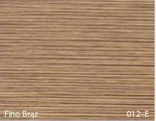 Stolik BANKO 1-osobowy z regulacją pochyłu blatu i wysokości - Fino brąz 012-E
