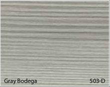 Stolik BANKO 1-osobowy z regulacją pochyłu blatu i wysokości - Gray bodega 503-D