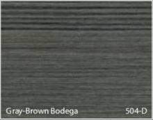 Stolik BANKO 1-osobowy z regulacją pochyłu blatu i wysokości - Gray brown bodega 504-D