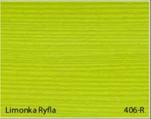 Stolik BANKO 1-osobowy z regulacją pochyłu blatu i wysokości - Limonka ryfla 406-R