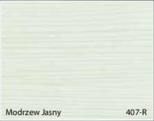 Stolik BANKO 1-osobowy z regulacją pochyłu blatu i wysokości - Modrzew jasny 407-R