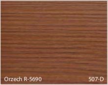 Stolik BANKO 1-osobowy z regulacją pochyłu blatu i wysokości - Orzech R 5690 507-D