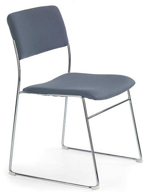 VITO krzesło konferencyjne popielaty