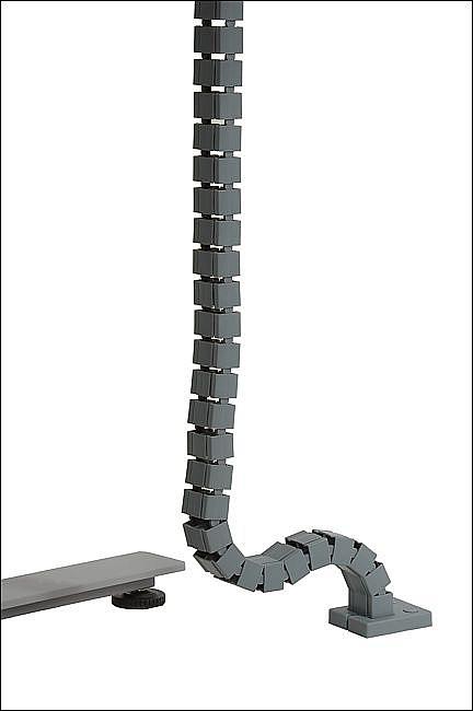 Pionowy kanał kablowy EF-ST-KPI-01 aluminium