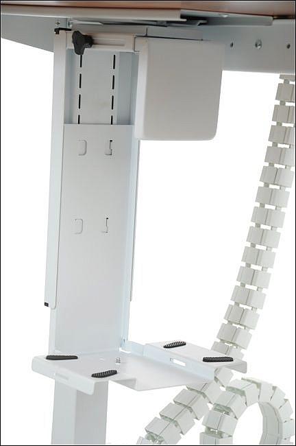 Półka na komputer EF-ST-ZA-01 biały