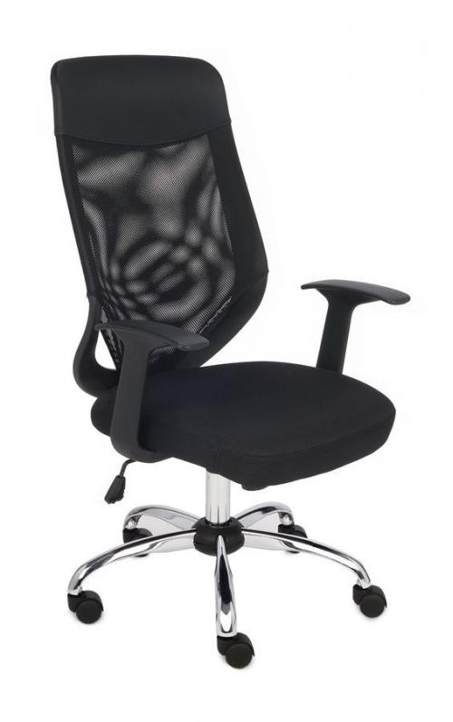 Fotel Biurowy obrotowy OPTIMAL CZARNY
