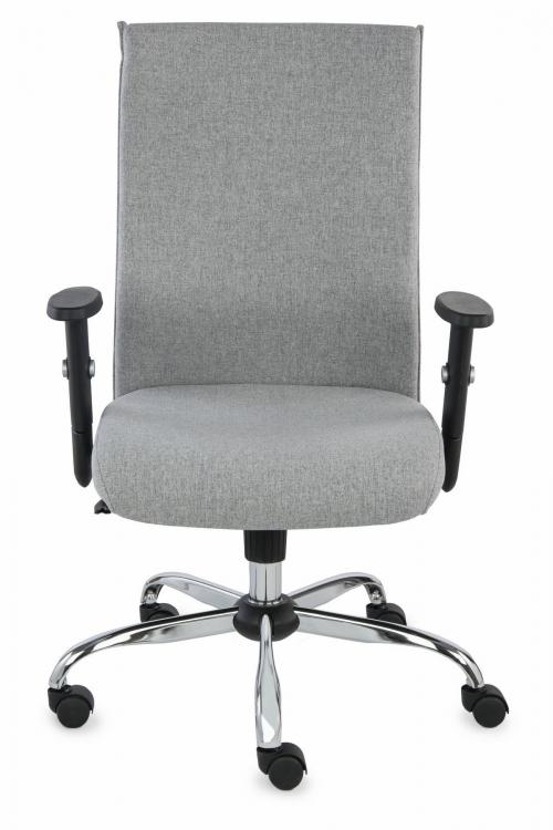 Fotel Biurowy obrotowy TEAM SZARY