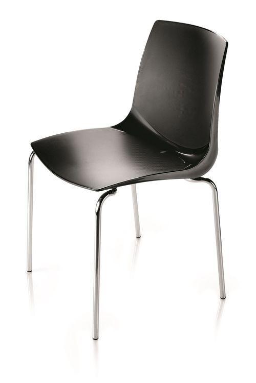 Krzesło konferencyjne ARI czarny