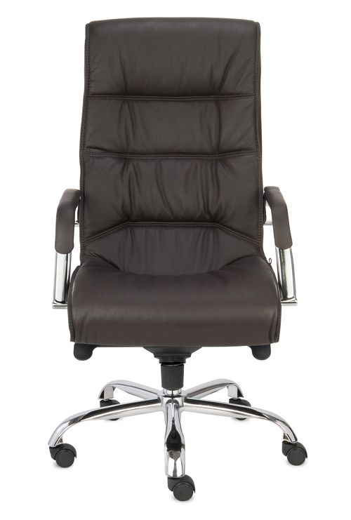 Fotel Biurowy Obrotowy NEXUS SN3 Brązowy