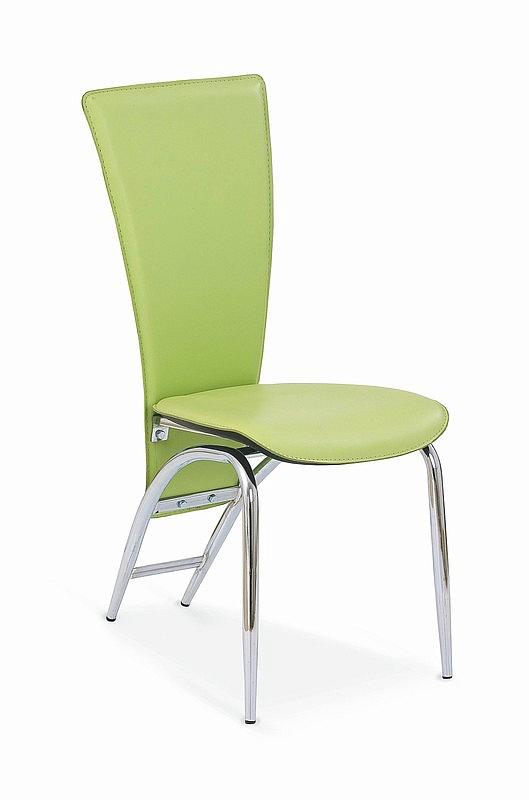 Krzesło konferencyjne K46 - zielone