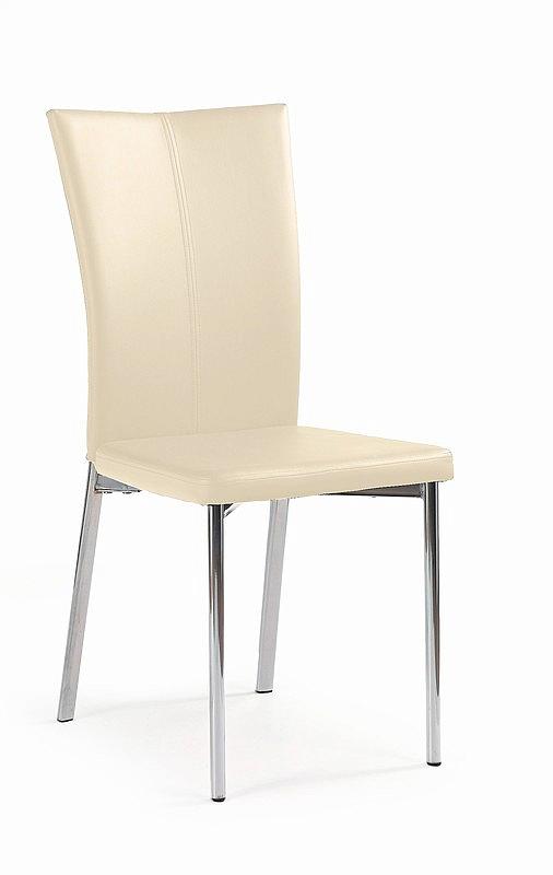 Krzesło konferencyjne K113 - ciemny krem