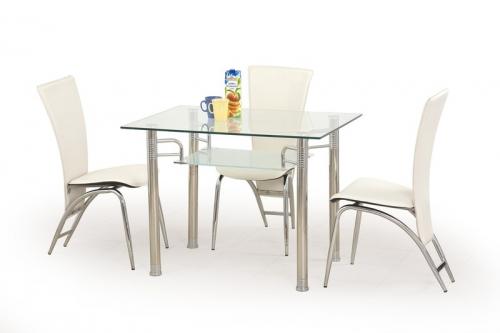 ERWIN stół bezbarwny (2p=1szt)