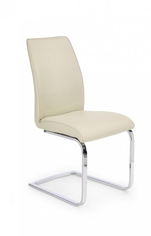 CORNELIO ciemny krem krzesło