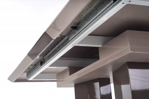 LORD stół rozkładany jasny popiel/ciemny popiel (3p=1szt)