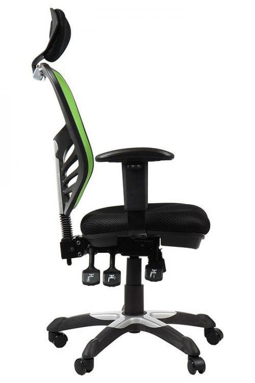 Fotel Biurowy Obrotowy  EF-HG0001H zielony