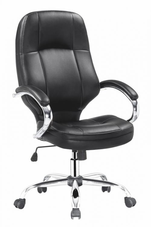 BRYANT fotel gabinetowy czarny