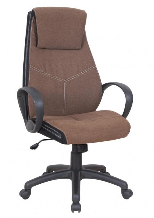 AMIGO fotel gabinetowy brązowy