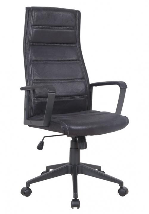 NITRO fotel pracowniczy czarny