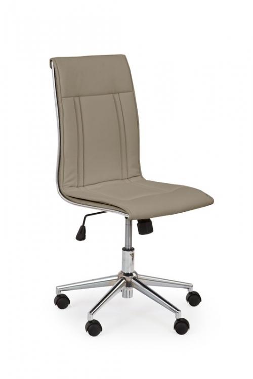 PORTO fotel pracowniczy beżowy