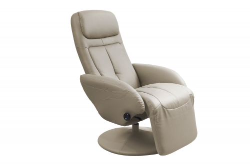 Fotel rozkładany OPTIMA recliner cappuccino