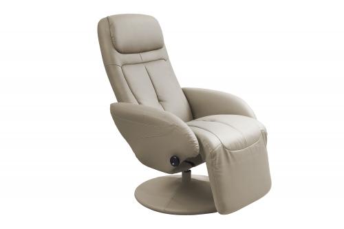 Fotel rozkładany OPTIMA recliner cappuccino