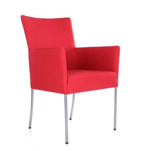 Fotel konferencyjny TIME H32 z podłokietnikiem