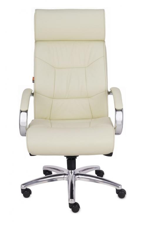 Fotel Biurowy Obrotowy SUPREME SN2 kremowy