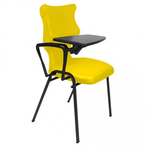 Krzesło szkolne Student PLUS nr 6 z pulpitem