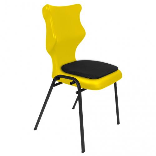 Krzesło szkolne Student soft nr 6 z pulpitem