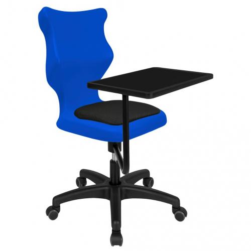 ENTELO Dobre krzesło obrotowe Vero nr 6 - wzór pasy