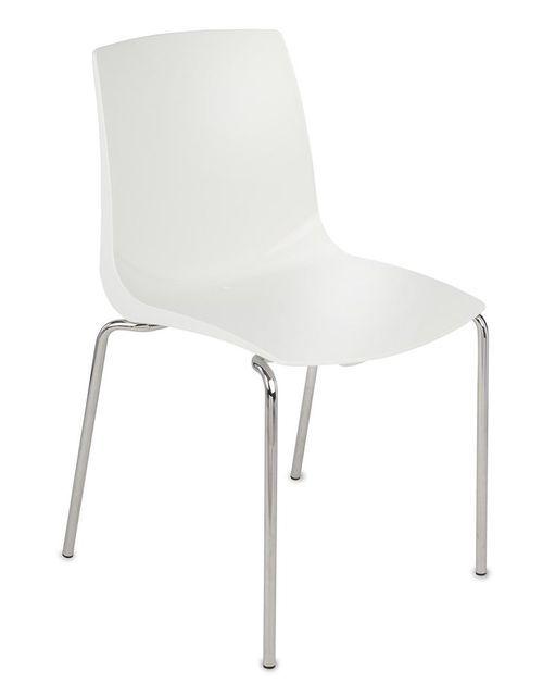 Krzesło konferencyjne ARI białe