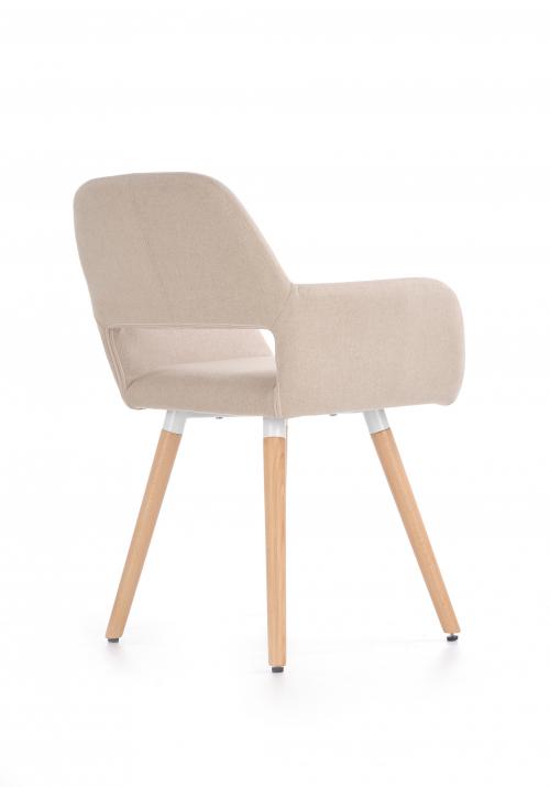 K283 krzesło beżowe
