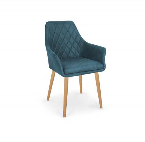 K287 krzesło granatowy (1p=2szt)