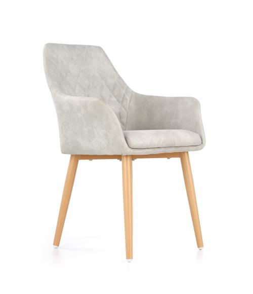 K287 krzesło popielaty (1p=2szt)