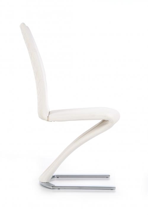 K291 krzesło biały (1p=2szt)