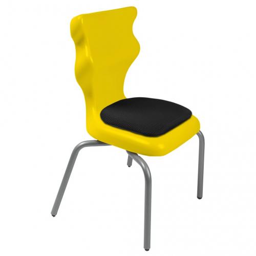 Krzesło szkolne Spider soft nr 3 Dobre krzesło Entelo