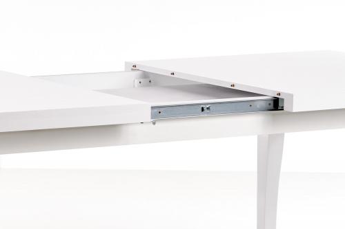 MOZART 160-240/90 stół biały