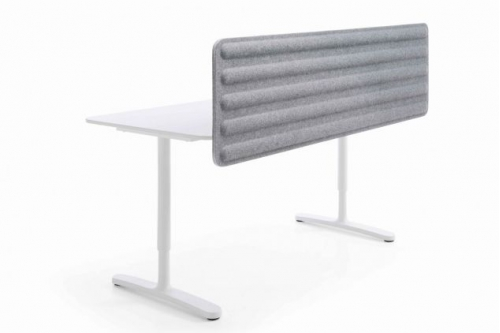 Panel akustyczny biurkowy GRB-L-4/160