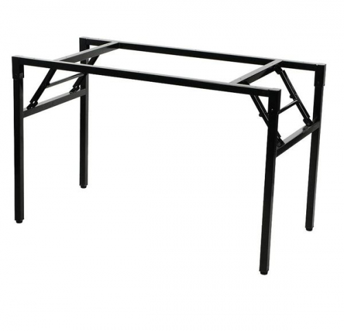 Stelaż składany do stołu i biurka EF-24C-P czarny