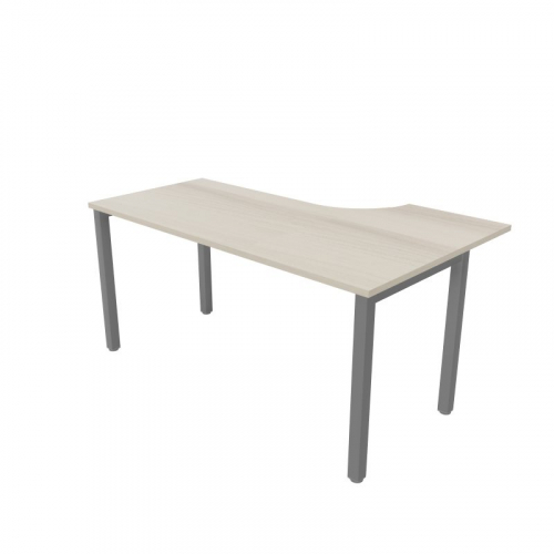 Biurko narożne STAND BS23  prawe lub lewe o wym. 140x100/70x76h cm