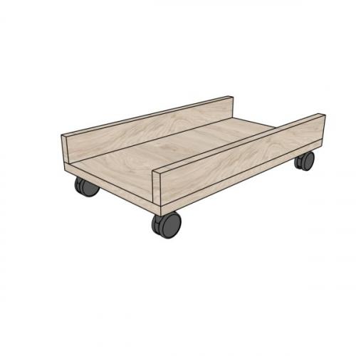 Wózek pod komputer PK2