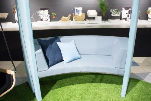 Sofa SSR do zestawu SOCIAL SWING ROUND