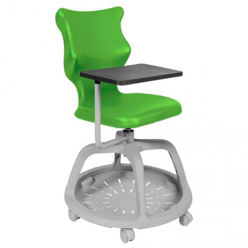 Krzesło obrotowe POCKET PLUS z pulpitem