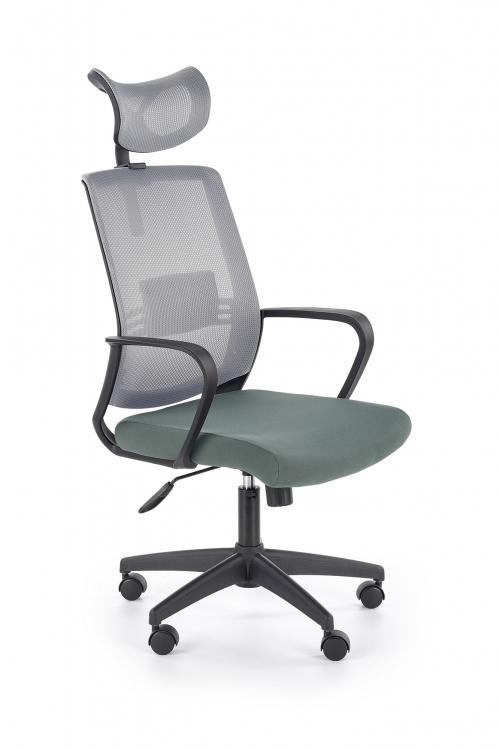 Fotel pracowniczy popiel ARSEN