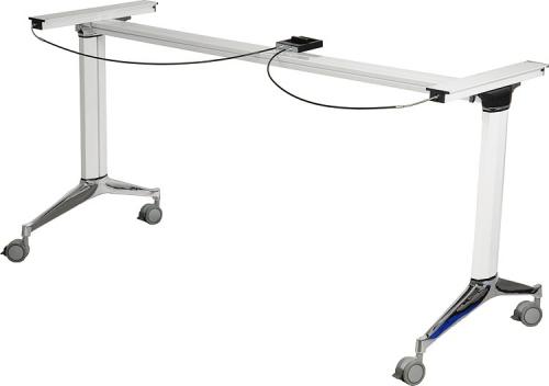Stelaż składany - uchylny do stołu EF-A105 aluminium